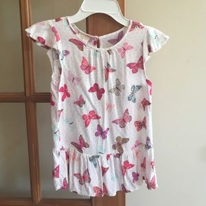 Sonoma Girls Butterfly Top